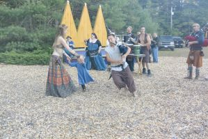 King Richard's Fair, Belly Dancing Lesson 3 by Miss-Tbones