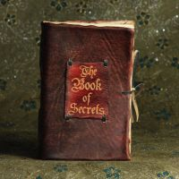 The Book of Secrets. by gildbookbinders