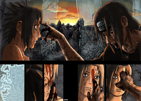 Itachi's End by Hitotsumami