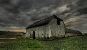 The Sheep Barn by wreck-photography
