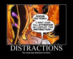 Motivation - Distractions by Songue
