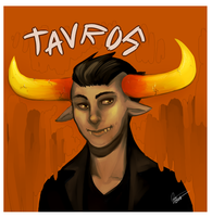 Tavros by The-Sushi-Demon