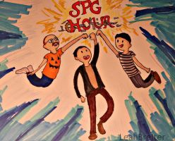What Time is It? SPG HOUR by CharlieOleChap