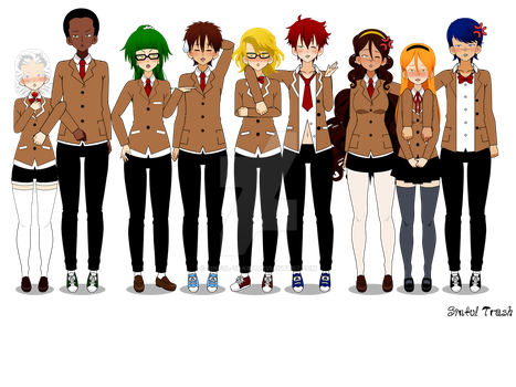 Buloke Academy-The Main Roots of the Tree (Remake) by Sinful-Trash