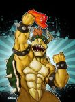Bowser Victorious by GavinMichelli