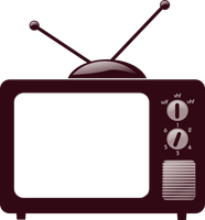Old TV PNG by shiningday
