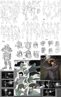 sketchdump july 3 by rzanchetin