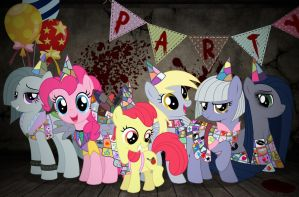 It's a Party by Reitanna-Seishin