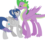 Spike and Prism by Roselite