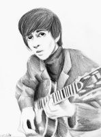 George Harrison by Definate-Maybe567
