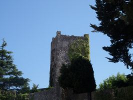 Square tower - Two by Altair-E-Stock