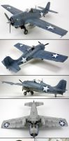F4F-4 Wildcat by Bang-Doll-SSI