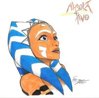 ahsoka colours by Emergensy