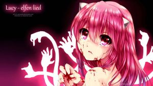 Lucy - Elfen Lied by sonnyaws