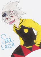 Soul Eater by Hihuli