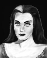 Lily Munster by ScOttRa