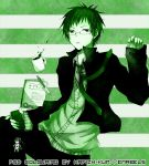 Green Psd Colouring By Mehh xDD by Enabels