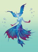 Pisces by nell-fallcard