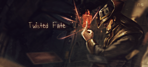 Twisted Fate by NiceSlicer