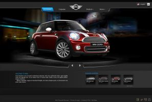 Cooper Website by dizawish