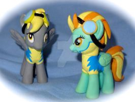 Custom Wonderbolts Cadets by HeyLookASign