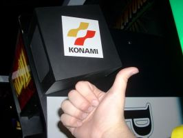 Thumbs up to Konami by dragontamer272