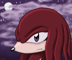 Knuckles Pure and Simple by Twitnip