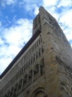 Arezzo's Old Church by FreakyPhoto