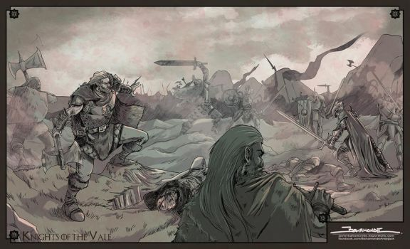 Game of Thrones S6: Knights of the Vale 1 by El-Andyjack
