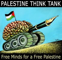 Palestine Think Tank:BenHeine by No-More-Ignorance