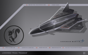 TR-33A Pegasus by Syntaxide