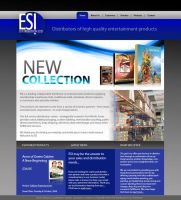 ESI Distribution Ltd. by SheikhNaveed