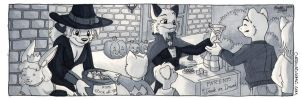 Curtailed: Trick or Treat by MandySeley