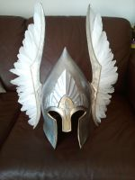 Lord of the rings Gondor fountain guard helmet by geridevil