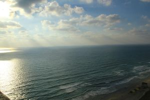 View to the sea 4 by yasminstock