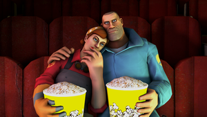 30 Day OTP Challenge - Day 3 - Watching a movie by PrincessBloodyMary