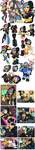 Lego movie doodle madness by Gashi-gashi