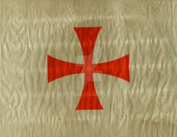 Templar Flag by hassified
