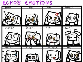 Emotions by FerritLord