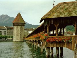 Lucerne, Switzerland by nick-faccuito