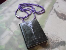 Looking for Alaska book necklace by InsaneJellyBean95