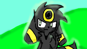 Star the Umbreon eue by ShiveeHasYourCookies