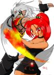 Heat And Adhara by heat-dash