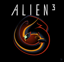 Alien Deco: The Third by inkjava