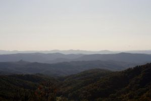 View At Blowing Rock, NC by cadillacphunque