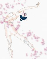 Ballet by JessicaRaven