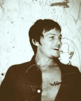 Smile by RomiReedus