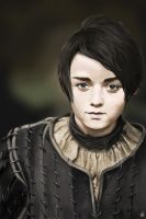 Arya Stark by CarlosMatallanaDiaz
