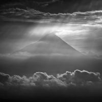 Mt. Merapi by Hengki24