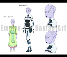 Lei's Reference by Empire-Ant